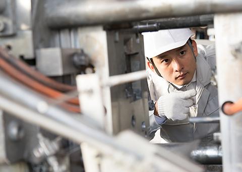 産業設備工事(プラント)